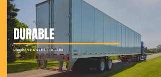 100 Semi Truck Trailers And Vans For Sale Or Lease Ontario Canada