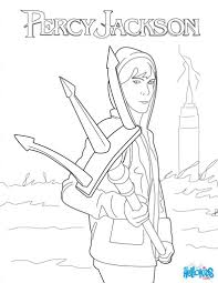 Percy Jackson Coloring Pages Whataboutmimi To Print