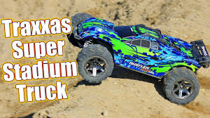 SUPER 4WD Stadium Truck Basher! Traxxas Rustler 4x4 VXL RTR Review ... Traxxas Rustler 110 Rtr 2wd Electric Stadium Truck Rock N Roll W White Tra370541wht 370764rnrs Vxl Brushless Xl5 Battery And Nitro 25 With Tsm Blue Tra370541blue 4wd Scale Rc Car Wikipedia Traxxas Rustler Blue Brushed Tq 24