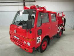1991 Nissan Atlas Firetruck For Sale   ClassicCars.com   CC-1068575