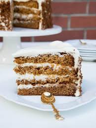 Jam Layered Honey Cake Recipe