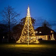decoration solar tree multi coloured string lights