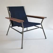 Canvas Lounge Chair | Chair, Round Chair, Outdoor Chairs