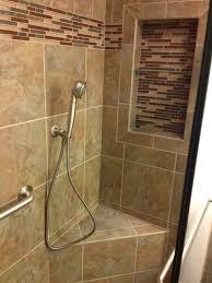 12x12 Ceiling Tiles Walmart by Recessed Shelf Corner Bench Hand Shower Custom Design