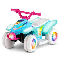 Kid Trax Starbright Go & Glow 6V Quad Ride-On, Pink | Products Modified Kid Trax Fire Truck Bpro Short Youtube 6volt Paw Patrol Marshall By Walmartcom Mighty Max 2 Pack 6v 45ah Battery For Quad Kt10tg Lyra Mag Kid Trax Carsschwinn Bikes Pintsiztricked Out Rides Amazoncom Replacement 12v Charger Pacific Kids Fire Truck Ride On Active Store Deals Ram 3500 Dually 12volt Powered Ride On Black Toys R Us Canada Unboxing Toy Car Kidtrax 12 Cycle Toysrus Cat Corn From 7999 Nextag Engine Toddler Motorz Red Games