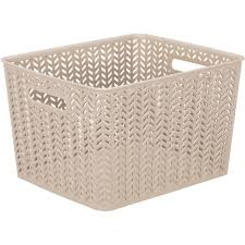 Plastic Storage Cabinets At Walmart by Baskets U0026 Bins Walmart Com