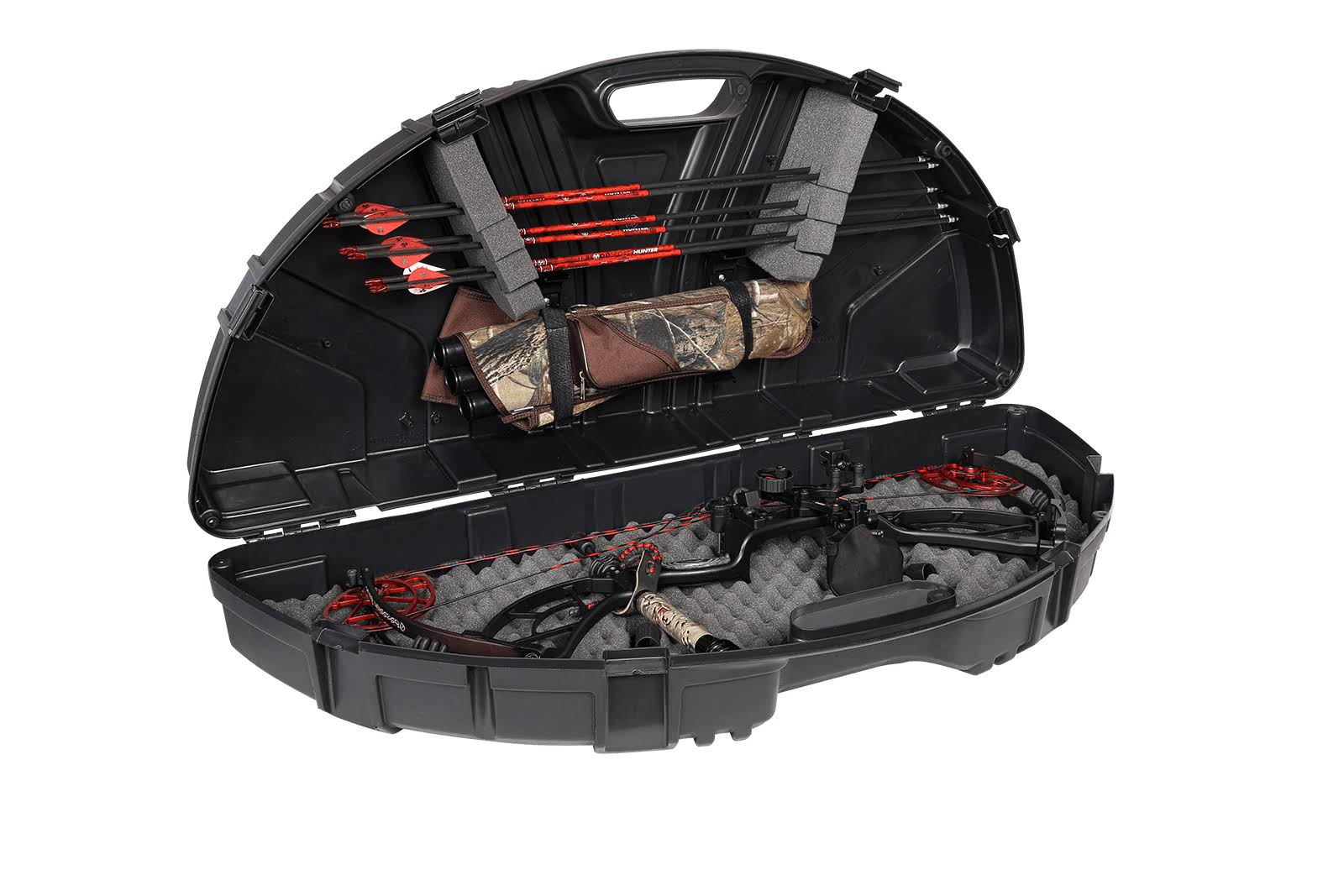 Plano Se Series Heavy Duty Bow Case - Black, 44""