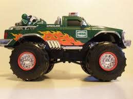 100 2007 Hess Truck Monster Truck With Motorcyclesnew 1783815946