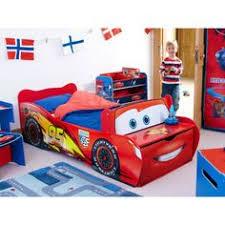 Boy toddler bed