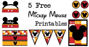 Mickey Mouse Pumpkin Stencils Free Printable by Five Mickey Mouse Free Printables Paper Trail Design