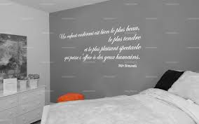 stickers citations chambre sticker citation un enfant endormi est le plus plaisant