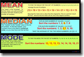 mode median and range maths copy of m median and mode lessons tes teach