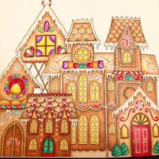 See This Instagram Photo By Color Me Crazy 2319 O 100 Likes Christmas Gingerbread HouseChristmas HousesGingerbread VillageChristmas