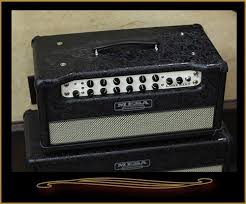 Mesa Boogie Cabinet 2x12 by Mesa Boogie Lone Star Head And 2x12 Cabinet Black Floral U003e Amps