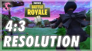 100 Resolution 4 A Guide On How To Get A 3 Aspect Ratio On Fortnite Battle Royale
