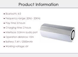 ovevo ovevo z4 2 in 1 portable wireless bluetooth 4 0 fm radio