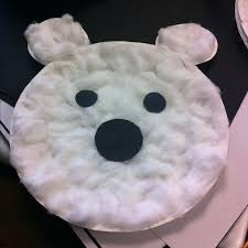 Penguin And Polar Bear Preschool Theme Newspaper Craft Crafts