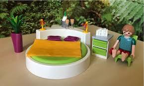 playmobil schlafzimmer city luxusvilla 5583