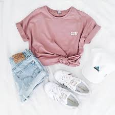 Fashion Outfit And Adidas Image