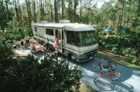 Fort Wilderness Campground and Home Away from Home