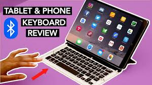 Best Bluetooth Keyboard for iPad iPhone & Android Review