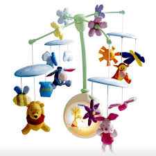 Safety 1st Disney Pooh Walker by Tomy Toys U003e 0m 24m U003e Winnie The Pooh Light Up Cot Mobile Shop