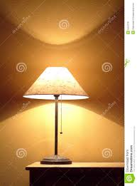 End Table With Attached Lamp by End Table Lamp Royalty Free Stock Photos Image 5564378