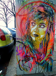 100 C215 Art Street By French Ist