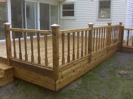 cool deck skirting ideas images home landscapings