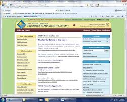 Volunteer Management System goes from 2 0 to 3 0 UC Master