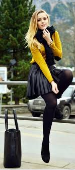 Chic College Girl Fashion Outfits 13