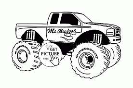 Best Of Bigfoot Monster Truck Coloring Page For Kids Transportation ... Cartoon Trucks Image Group 57 For Kids Truck Car Transporter Toy With Racing Cars Outdoor And Lovely Learn Colors Street Sweeper Big For Aliceme Attractive Pictures Garbage Monster Children Puzzles 2 More Animated Toddlers Why Love Childrens Institute The Compacting Hammacher Schlemmer Fire Cartoons Police Sampler Tow With Adventures