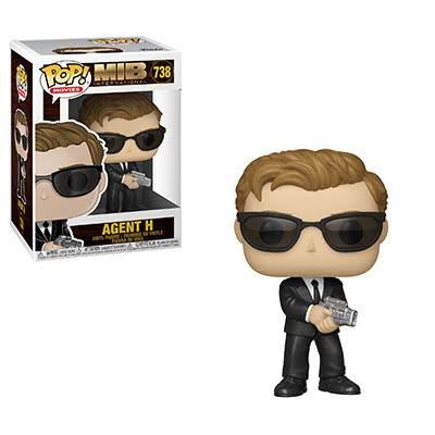 Funko POP! Men in Black 738 Agent H Vinyl Figure