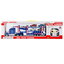 100 Remote Control Semi Truck Buy RC Trailer With Race Car Radio