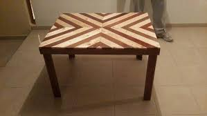 chevron pallet coffee tables pallet wood projects