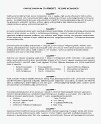 Accounting Problems Sample Resume For Fresh Examples 0d Skills New