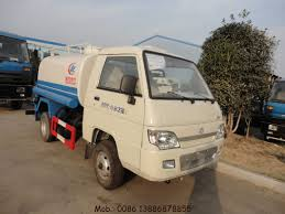 100 Pickup Truck Water Tank Forland 42 LHDRHD 23m3 Mini Water Tank Truck For Sale Factory