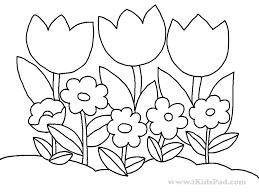 Tulipe Coloriage 600ovh