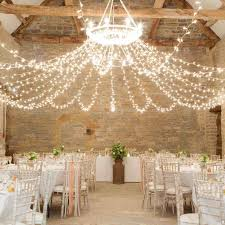 Elegant Barn Wedding Ideas Decor