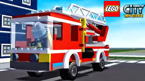 LEGO CARTOON & GAMES - LEGO CAR : Lego City My City 2 (Police,Cars ...