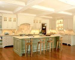 green kitchen islands traditional kitchen with charming white