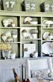 Country Style Hutch Extraordinary Dining Room Decor How To Decorate A