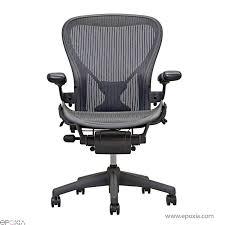 fauteuil de bureau fauteuil de bureau ergonomique aeron par herman miller