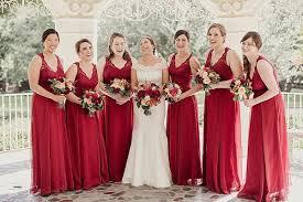 Fall Wedding Bridal Party Colors Fresh Kristin Herrel The Pinterest