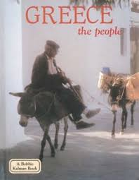 Greece The People Lands Peoples Cultures Paperback
