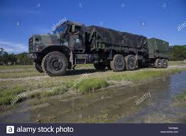 100 7 Ton Truck A US Marine Corps Medium Tactical Vehicle Replacement Ton Truck