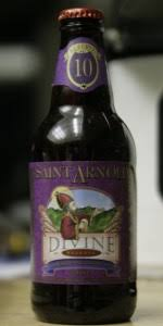 St Arnolds Pumpkinator 2014 by Saint Arnold Divine Reserve 10 Saint Arnold Brewing Company