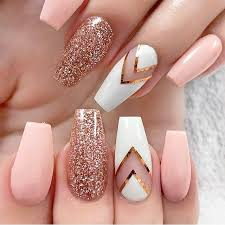The 25 best Pink glitter nails ideas on Pinterest