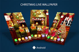 Live Halloween Wallpaper For Ipad by Christmas Live Wallpaper Android Apps On Google Play