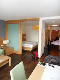 wohn schlafzimmer mit trennwand alagundis apartment